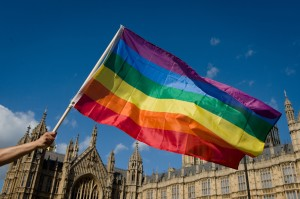 BRITAIN-POLITICS-GAY RIGHTS