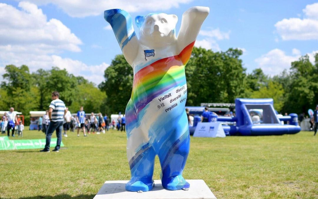 Should We Chase the Rainbow Bear? The Highs and Lows of LGBTQ+ Sports in Germany and Ukraine