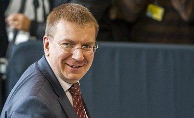 Министр иностранных дел Латвии совершил камин-аут