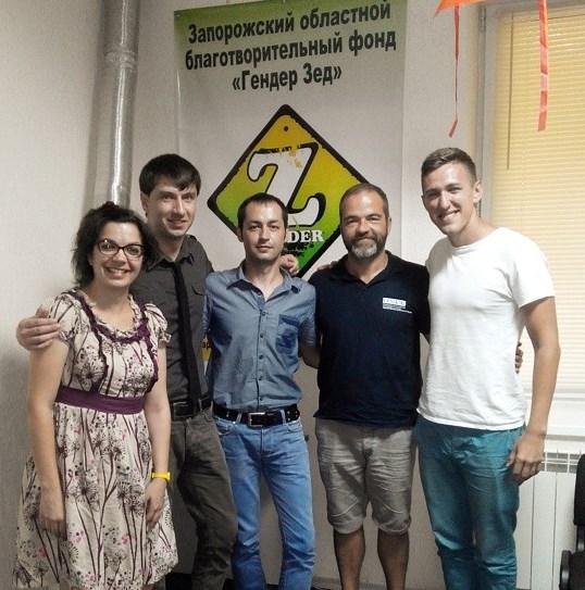 """В """"Гендер Зед"""" прошла встреча с представителями специальной мониторинговой миссии ОБСЕ в Украине"""