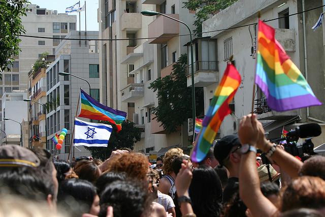 В пятницу в Тель-Авиве пройдет масштабный гей-парад