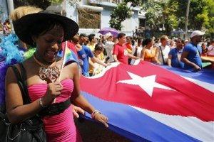 У Гавані пройшов марш за легалізацію одностатевих шлюбів