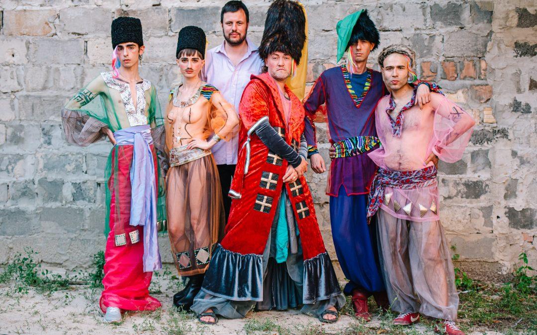 «Головна фортеця Січі»: в Україні з'явиться перша короткометражка про козаків-геїв
