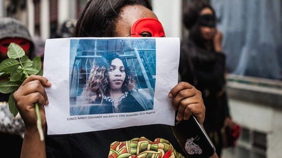 У Брюсселі вулицю назвуть на честь вбитої працівниці секс-бізнесу