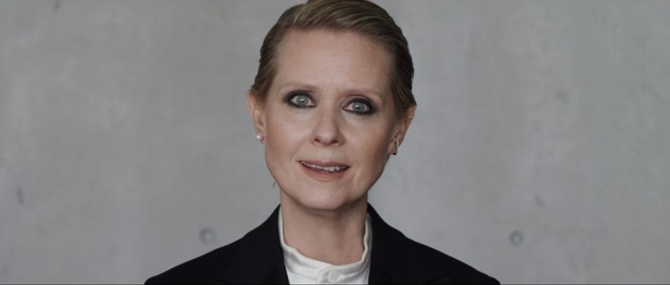"""""""Будь леді"""", – казали вони: Синтія Ніксон розповіла про щоденний тиск на жінок у відео"""