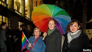 Новая Зеландия легализовала однополые браки