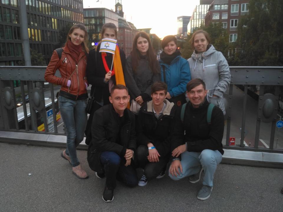 «Meet-up! Changemakers»: впечатления волонтерской команды Гендер Зед от молодежного обмена в Гамбурге