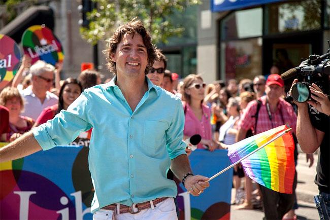 У прем'єра Канади з'явився окремий радник із питань ЛГБТ