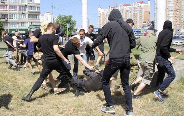 Суд арестовал одного из напавших на Марш равенства в Киеве