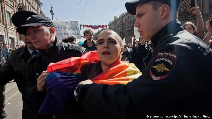 """ЕСПЧ признал закон РФ о так называемой """"пропаганде гомосексуализма"""" дискриминационным"""