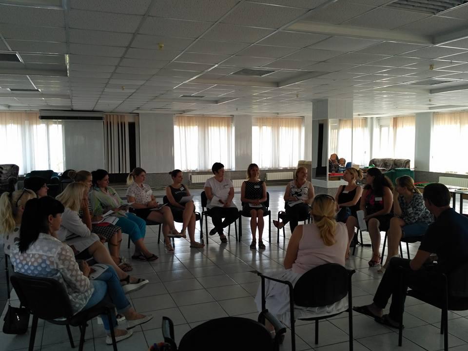 Конкурс на участь у тренінгу з питань ВПО та ЛЖВ