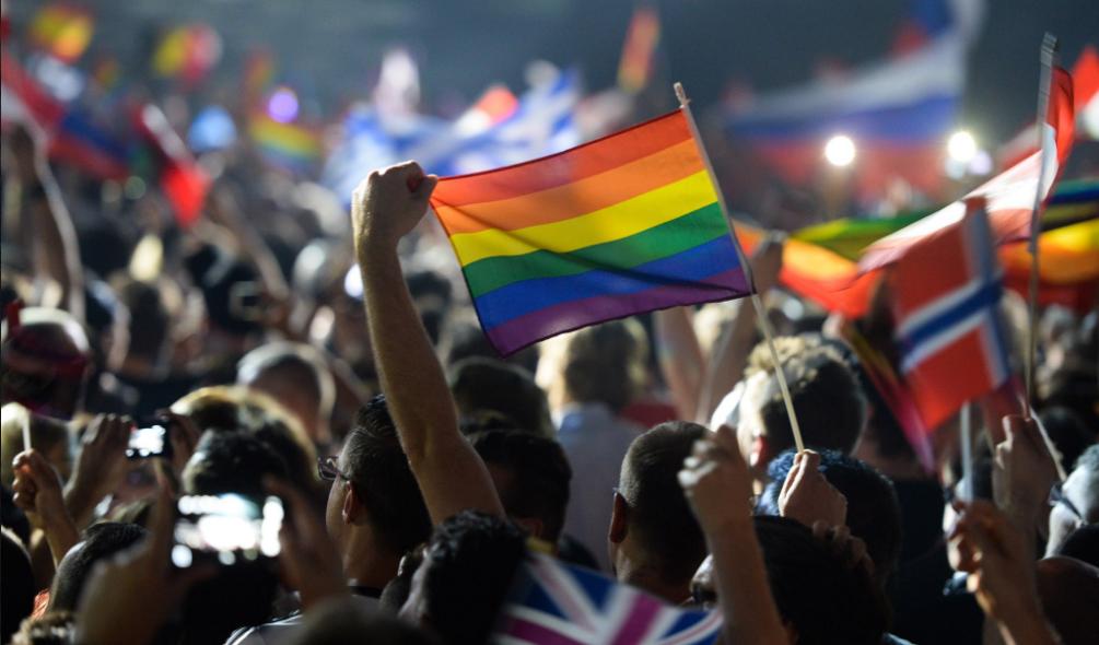 На Евровидении создадут фан-зону для ЛГБТ