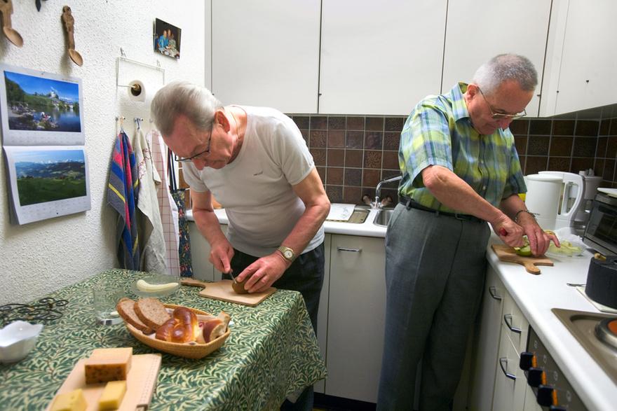 У Швейцарії відкриють будинок для ЛГБТ-людей похилого віку