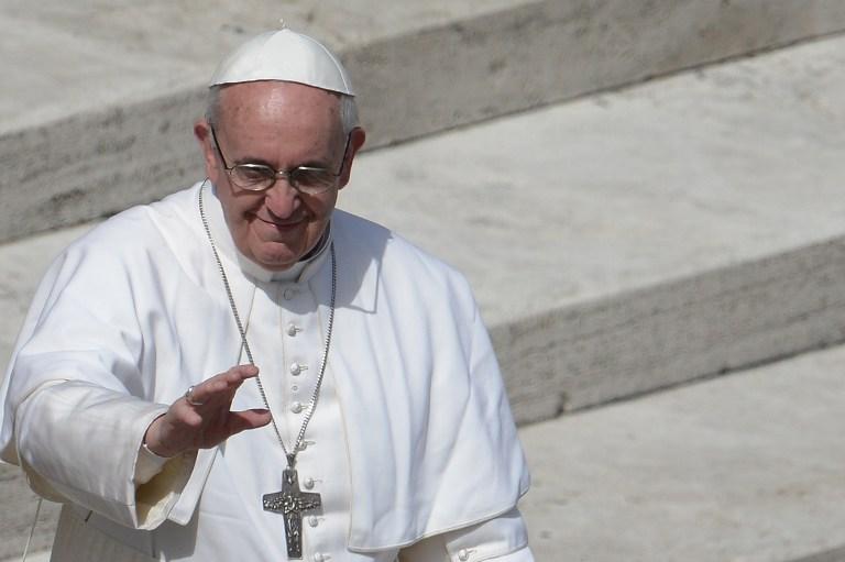 «Це його особиста думка»: Римсько-католицька церква в Україні відхрестилась від слів Папи про підтримку гей-шлюбів