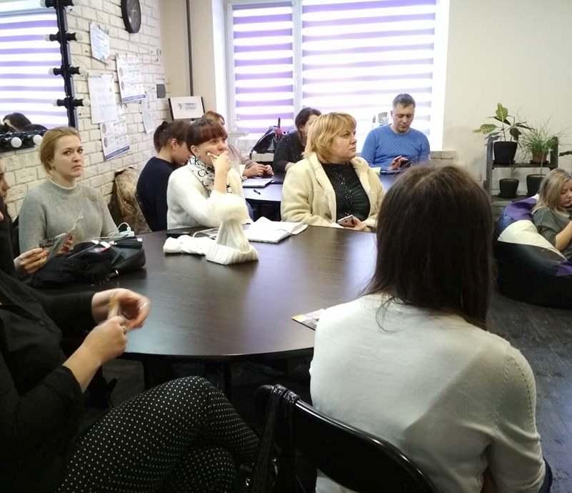 Тренінг для журналістів(-ок) з питань гендерної рівності (м. Запоріжжя)