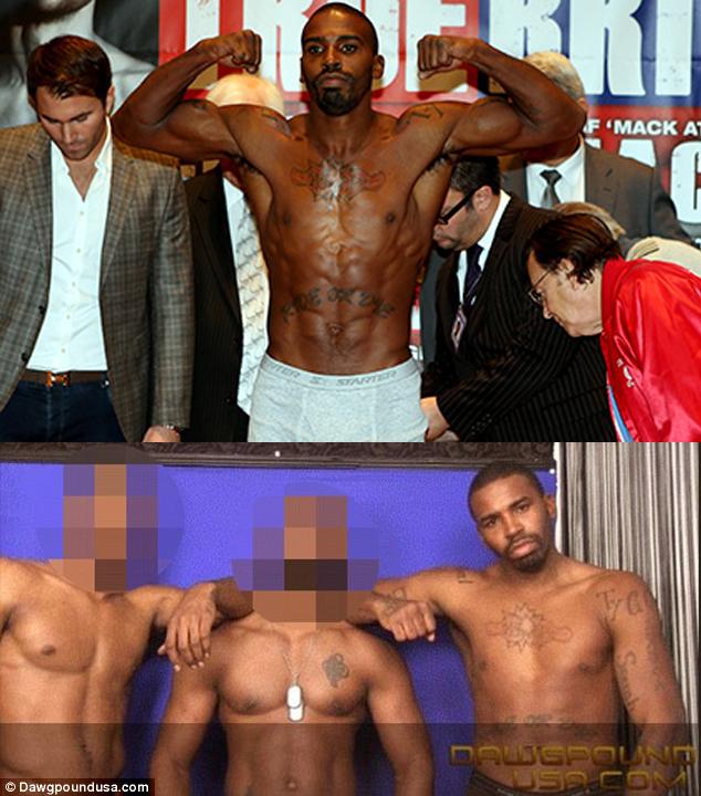 Американский боксер объяснил съемки в гей-порно выгодой