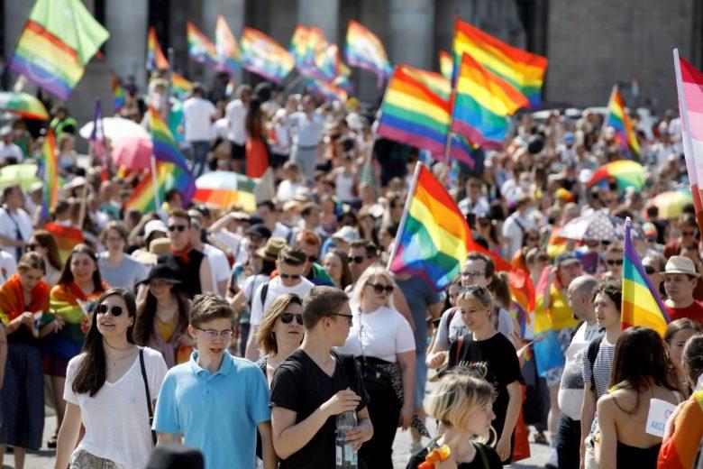 У Варшаві пройшов багатотисячний ЛГБТ-марш проти дискримінації та гомофобії