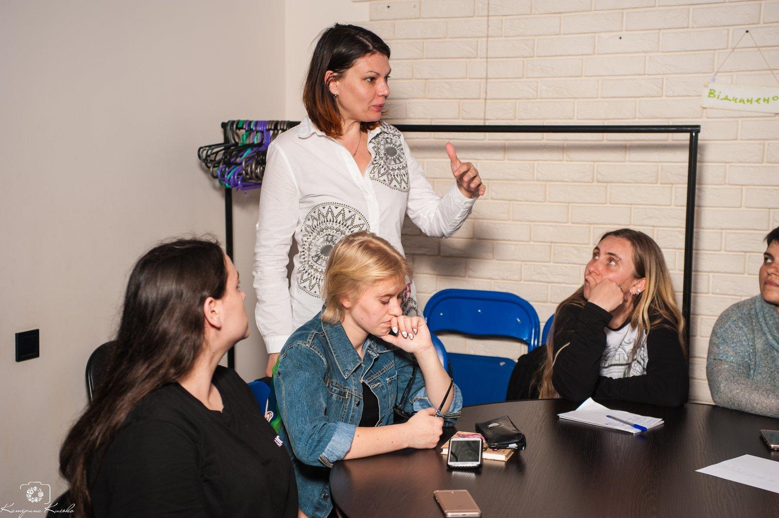 Школа Толерантності з питань СОГІ  (червень 2018)