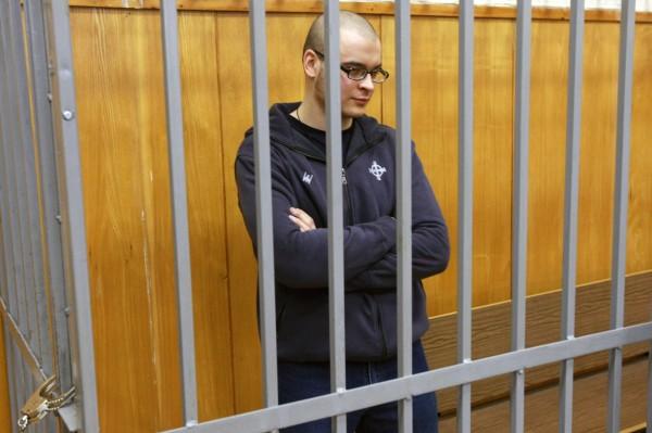 Печально известного Тесака приговорили еще к 9 годам строгого режима