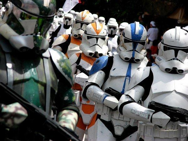 В мире «Звездных войн» появится первый ЛГБТ-персонаж