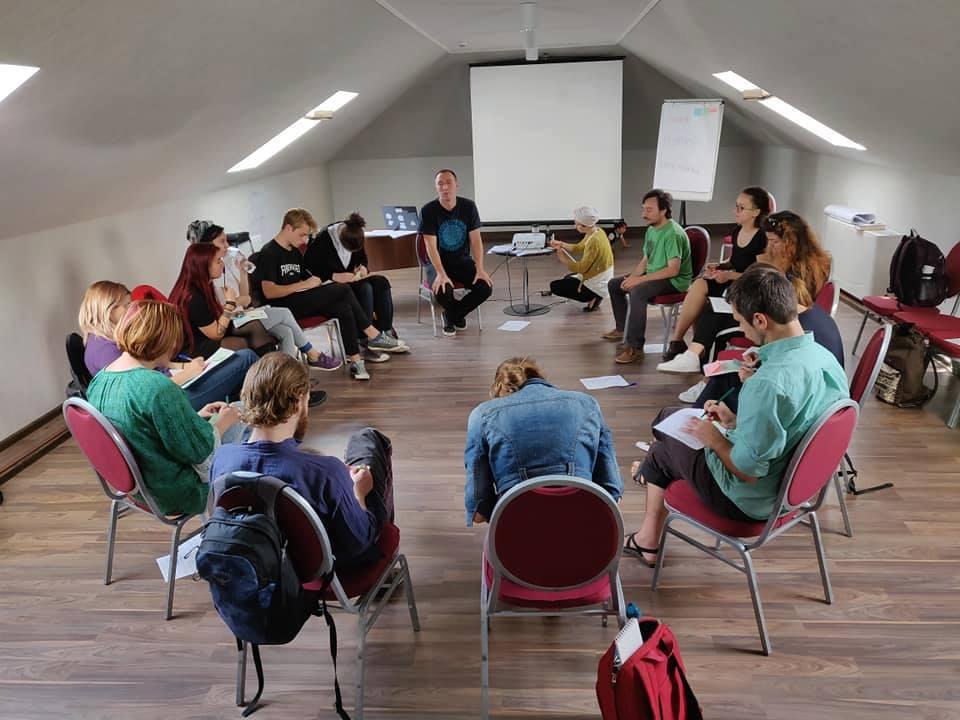 Конкурс на участь у тренінгу для журналістів з питань СОГІ у Миколаєві (листопад)