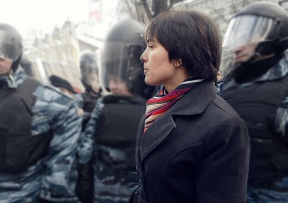 Елена Шевченко: Личное и политическое
