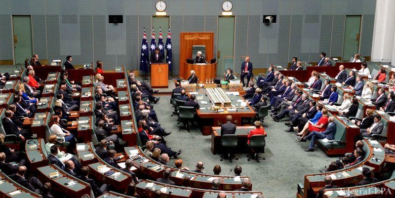 Парламент Австралии отклонил законопроект о проведении референдума по гей-бракам