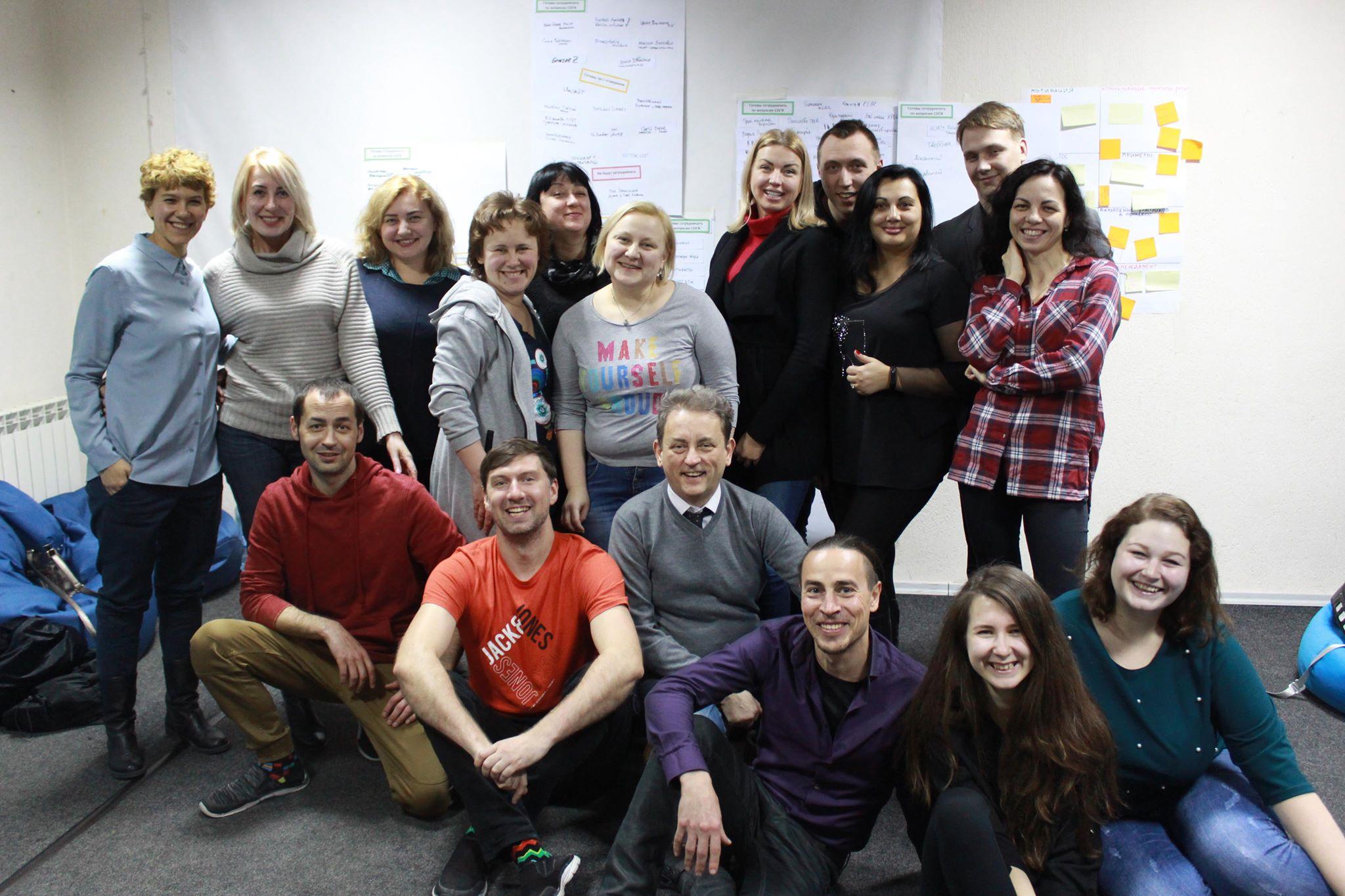 Партнерські організації проекту SOGIdarity for equality зустрілися в Запоріжжі