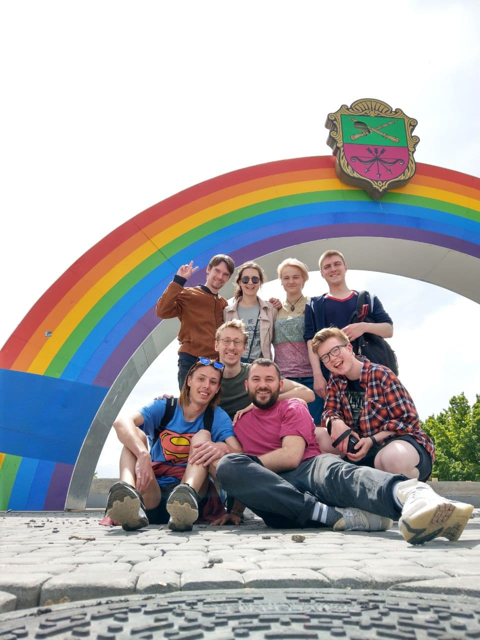 Все буде pride: відбулася перша частина німецько-українського молодіжного обміну