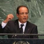 Президент Франции Франсуа Олланд с трибуны ООН призвал к всемирной декриминализации гомосексуальности