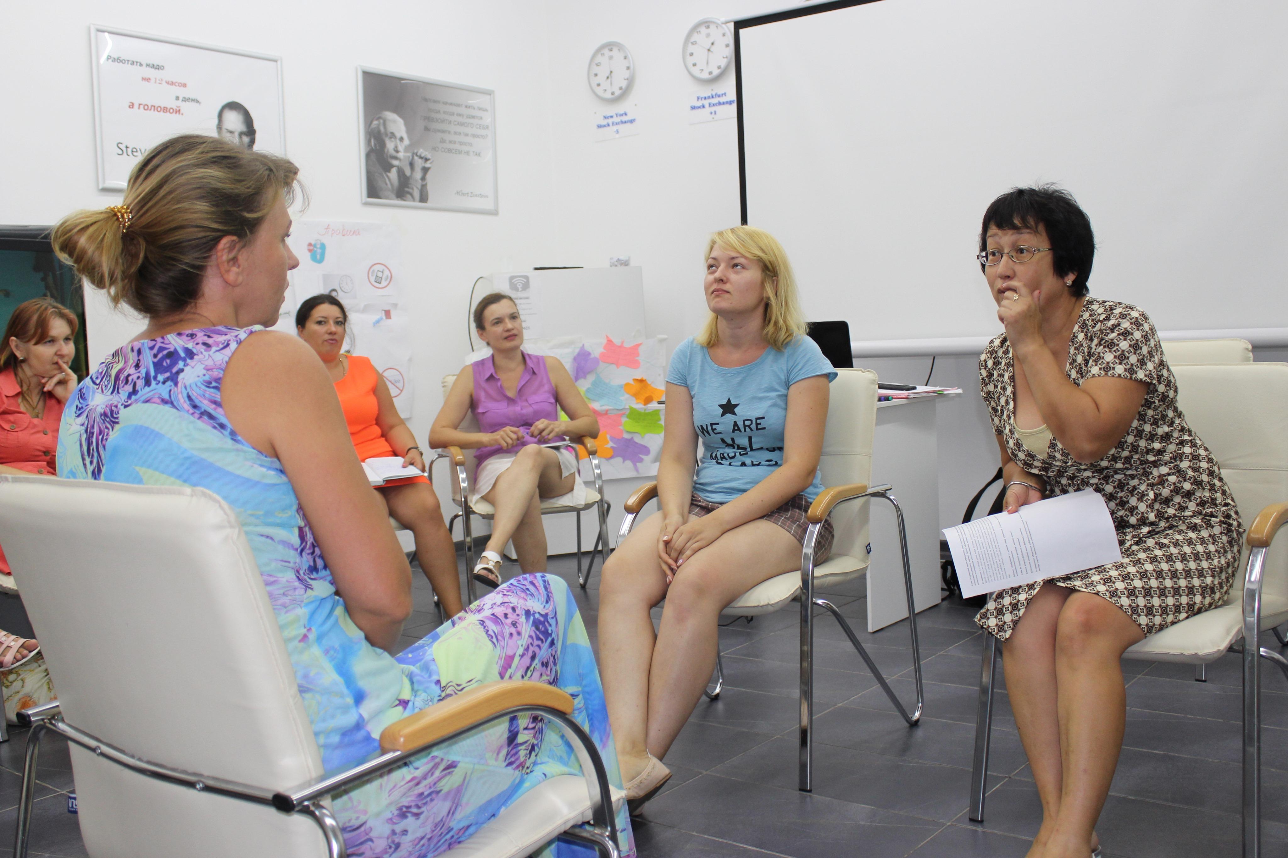 Тренінг для шкільних психологів та педагогів з питань консультування ЛГБТ-підлітків (лютий 2020)