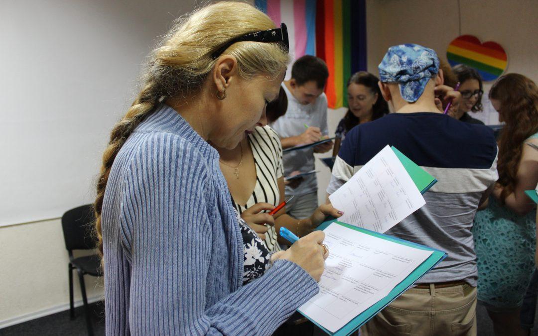 Конкурс на участь у тренінгу з питань СОГІ (вересень, м. Нова Каховка)