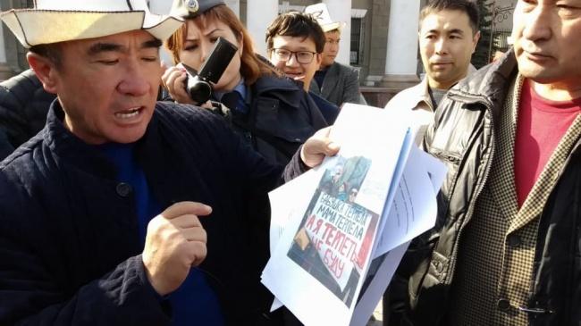 Согласованный с властями марш за права женщин в столице Киргизии приняли за гей-парад