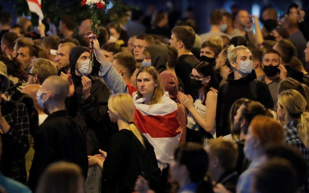 Українські прайд-рухи підтримали білоруський народ