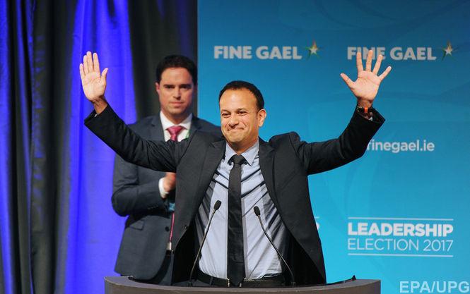 В Ирландии премьером впервые стал открытый гей