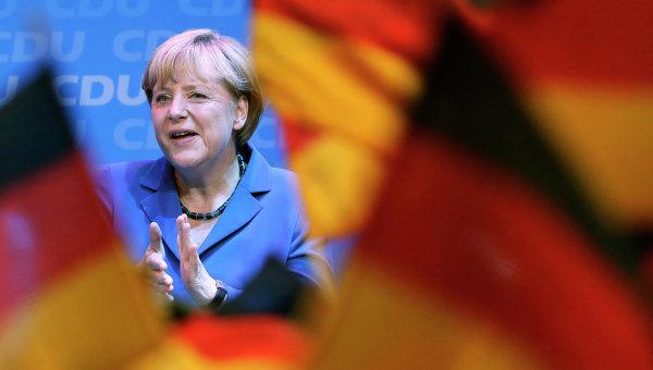 Вопрос об однополых браках раскалывает будущую коалицию в Германии