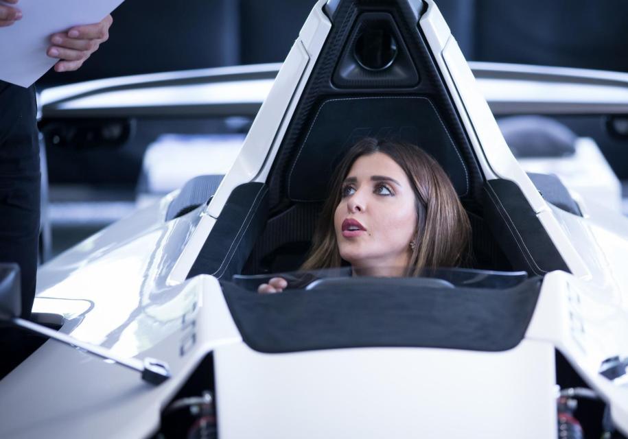 Власницею екстремального спорткару BAC вперше стала жінка