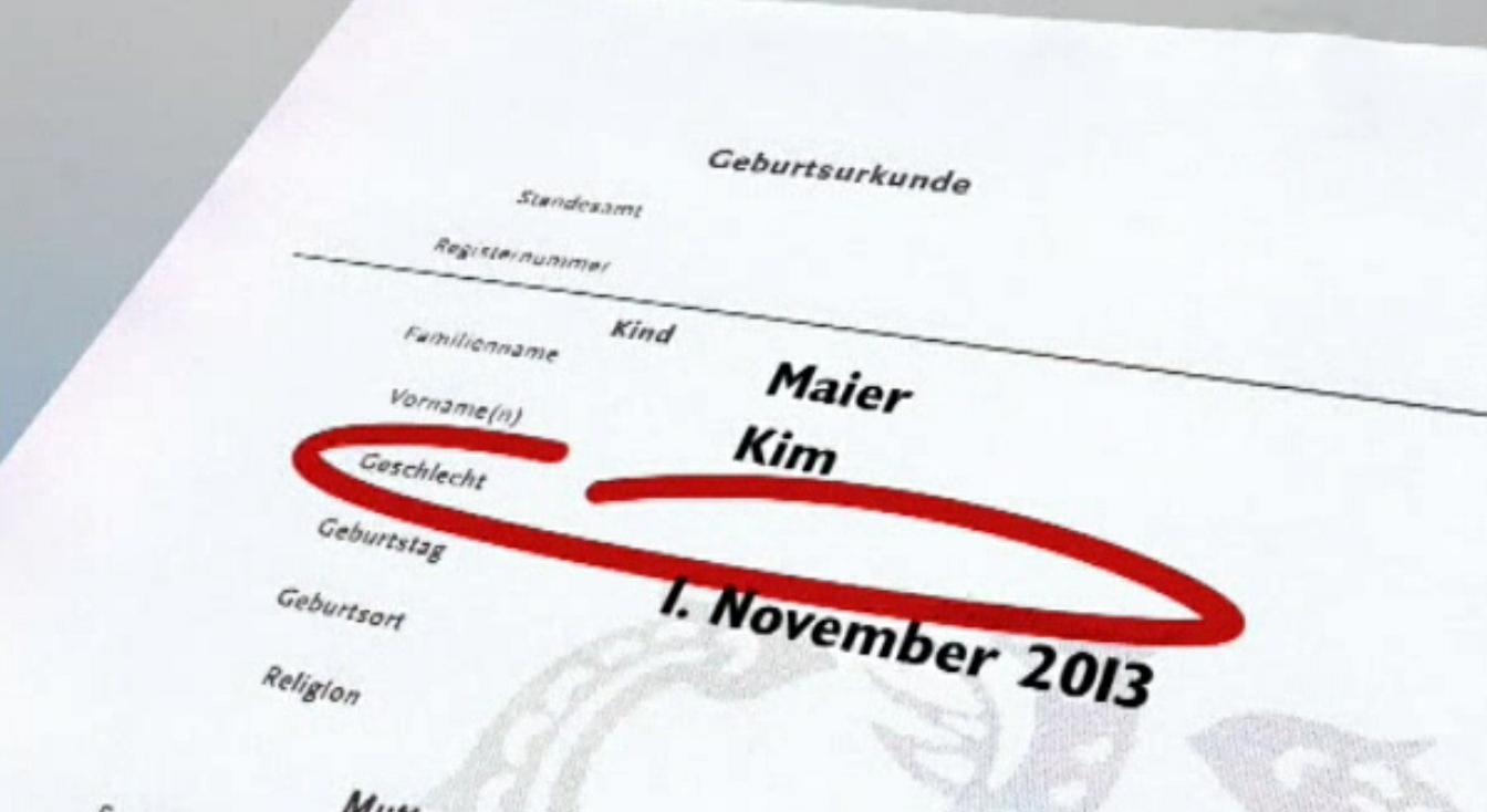В Германии вступил в силу закон, защищающий право выбора интерсексуальных людей