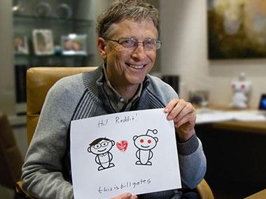 Билл Гейтс уверен, что за 15 лет эффективные лекарства от ВИЧ станут доступны всем