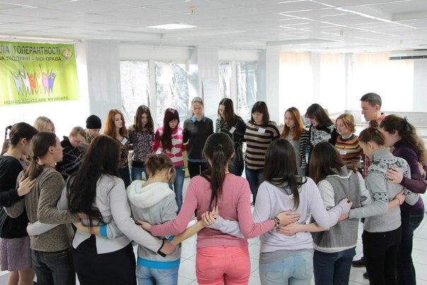 Конкурс на участь у тренінгу для шкільних психологів
