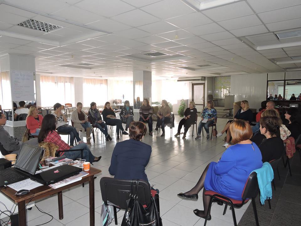 Конкурс на участь у тренінгу «Ґендер та права жінок» для журналістів та журналісток