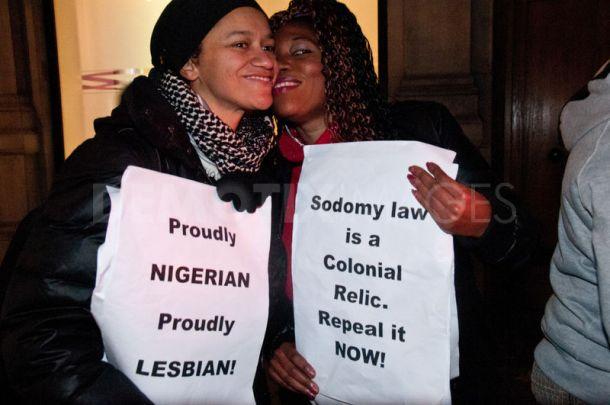 Нигерия приняла закон, вводящий уголовную ответственность за любые проявления гомосексуальности