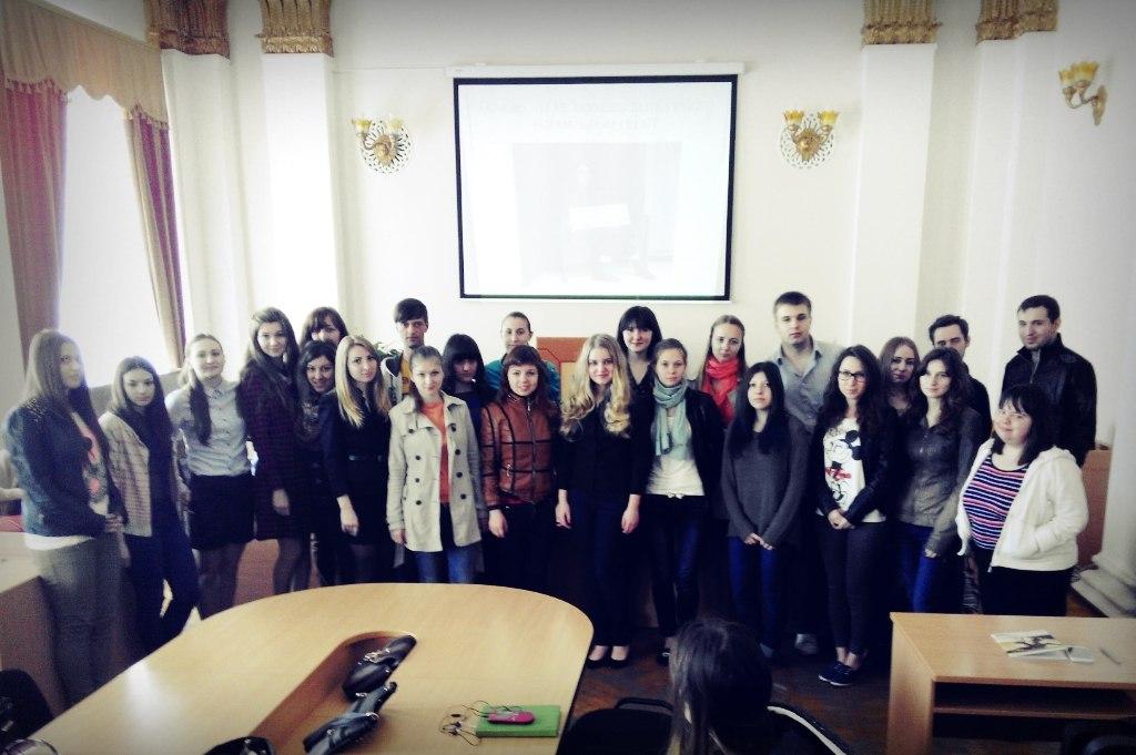 В ЗНУ студенты самостоятельно провели лекцию о дискриминации ЛГБТ-людей