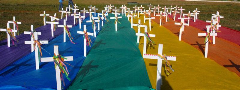 У Бразилії збільшилася кількість насильницьких смертей представників ЛГБТ