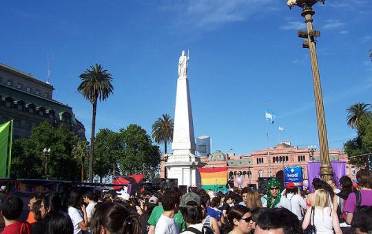 У Аргентині пройшов 23-ій щорічний гей-парад