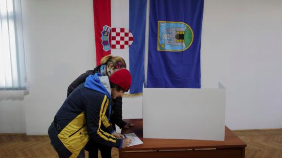 Хорватия закрепит понятие брака как союза мужчины и женщины по результатам референдума