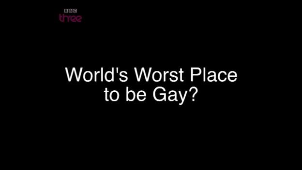 Документальный фильм «Геям здесь не место»