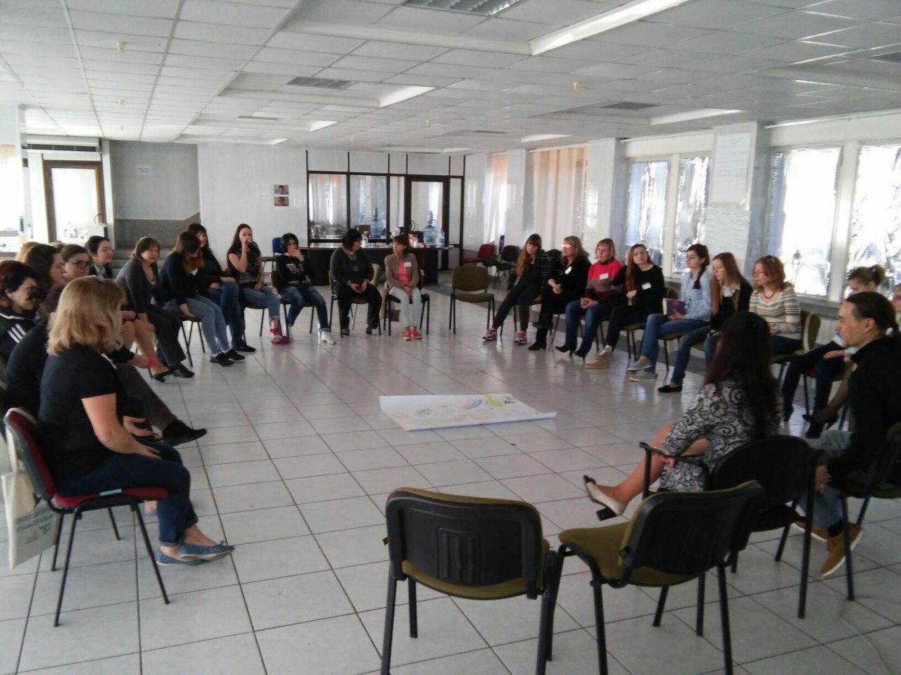 """Конкурс на участь у тренінгу """"Ґендер та права жінок"""" для психологів та психологинь"""