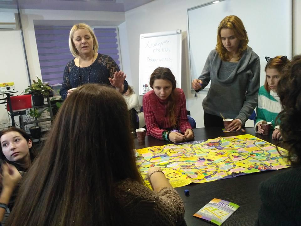 Конкурс на участь у тренінгу для журнілістів та журналісток