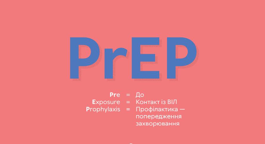 Посібник про PrEP